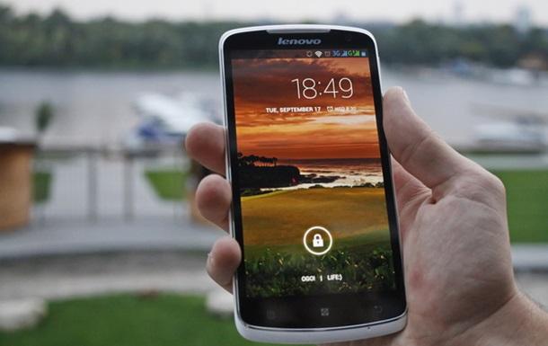Lenovo S920 - мой новый смартфон