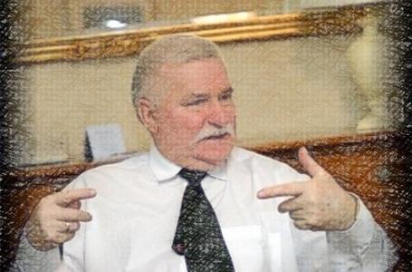 Валенса:  Я убежден, что победу на выборах одержал бы нынешний президент