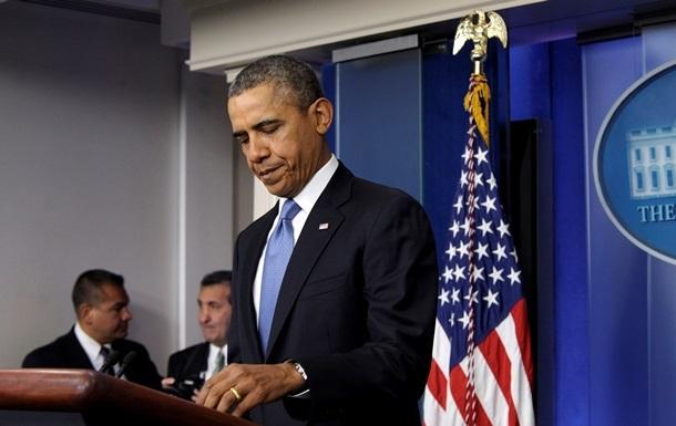 Обама призывает осудить действия России в отношении Украины