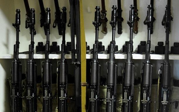 Жители Львовской области стали покупать больше оружия – милиция