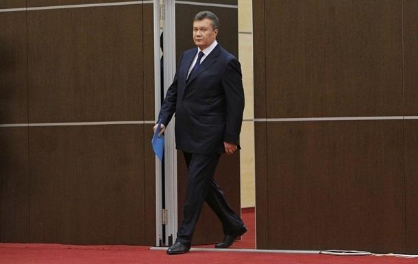 В Кремле не подтвердили информацию о пресс-конференции Януковича