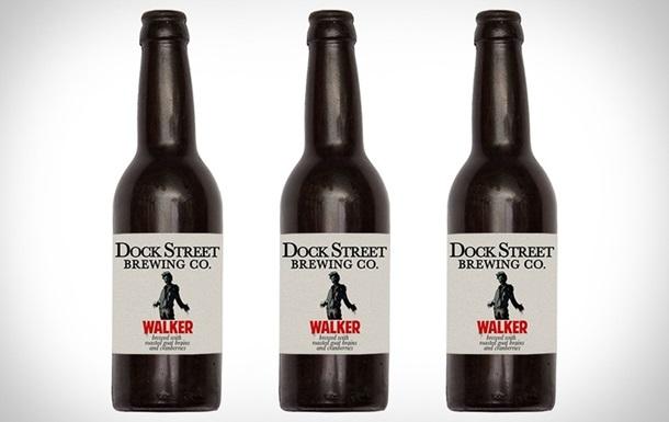 Drinking dead. В честь сериала Ходячие мертвецы в США выпустят пиво с козьими мозгами