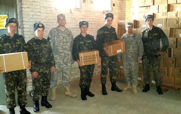 США передали украинской армии около 330 тысяч сухпайков - Минобороны
