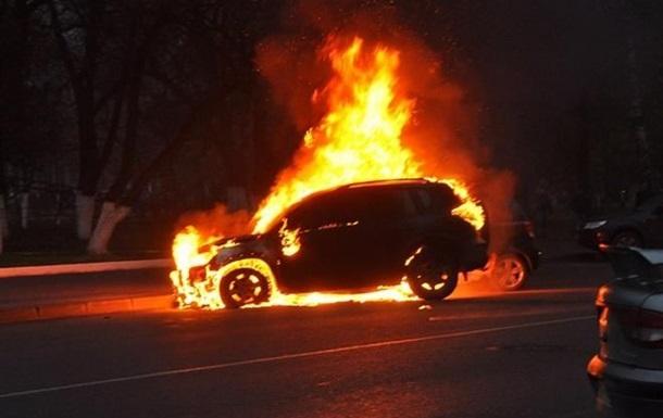 В Харькове поймали поджигателей автомобилей активистов Евромайдана