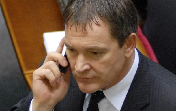 Колесниченко вышел из Партии регионов и получает российское гражданство