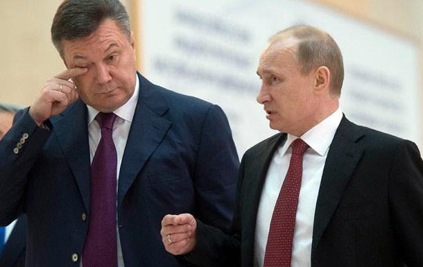 Янукович возвращается в Донецк - или Путин проиграл