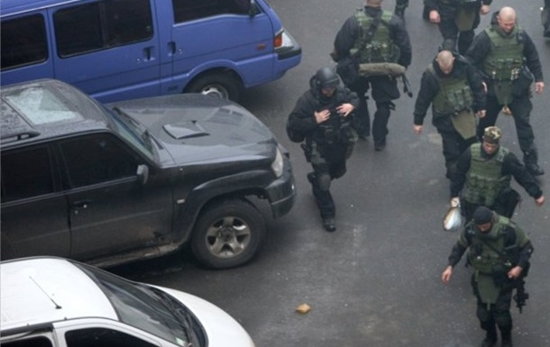 МВД задержало подозреваемых в расстреле активистов Евромайдана