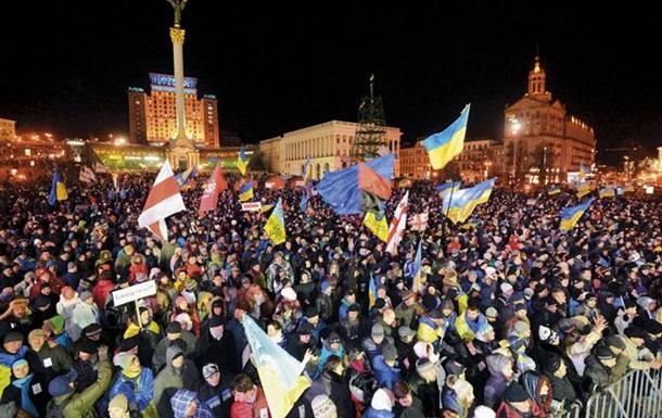 Украина привыкла к переворотам, а не к революциям