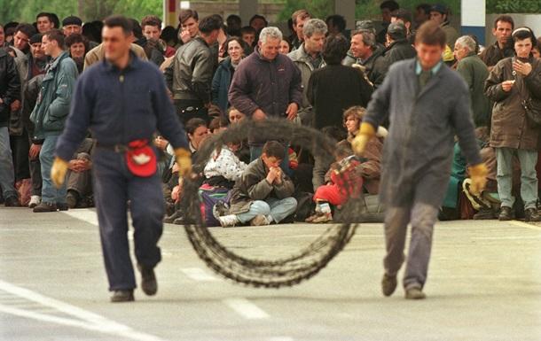 Корреспондент 10 лет назад: Взрывоопасная Македония