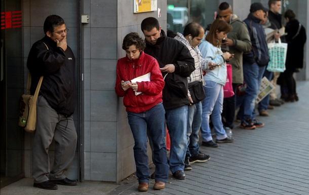 Безработица в Италии достигла максимума за 37 лет