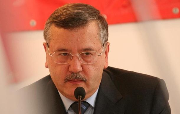 ЦИК зарегистрировал Гриценко кандидатом в президенты