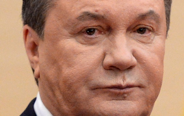 Янукович: Я жду поддержки Запада