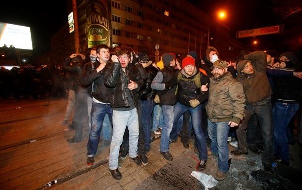 Милиция нашла причастных к массовым беспорядкам в Донецке