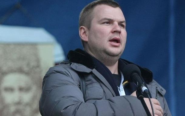 Автомайдан требует от Булатова отчитаться о собранных средствах во время акций протеста