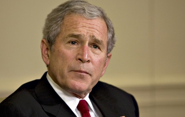 В США откроется выставка портретов мировых лидеров работы Джорджа Буша