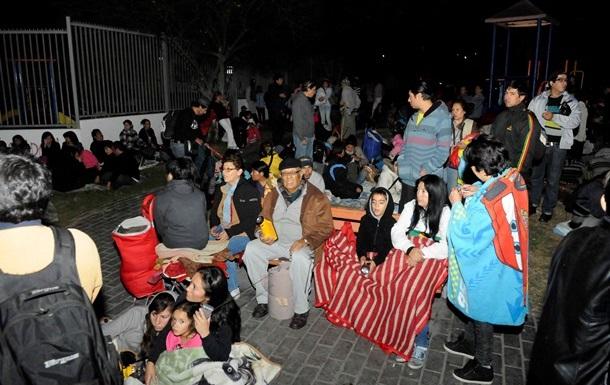 Землетрясение в Чили частично разрушило около 2,5 тыс домов
