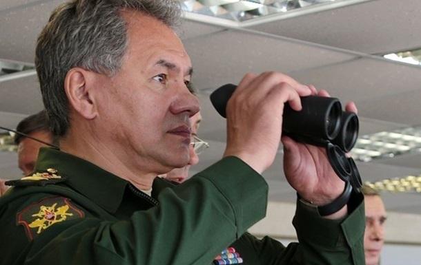 Минобороны РФ: Действия вооруженных сил РФ в Крыму – ответ на угрозу российским войскам
