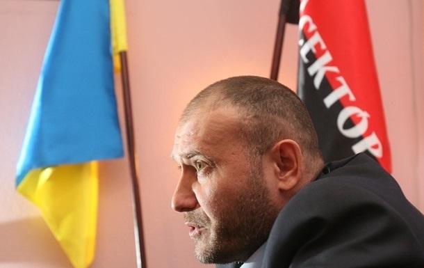 Ярош рассказал о своих отношениях с главой СБУ