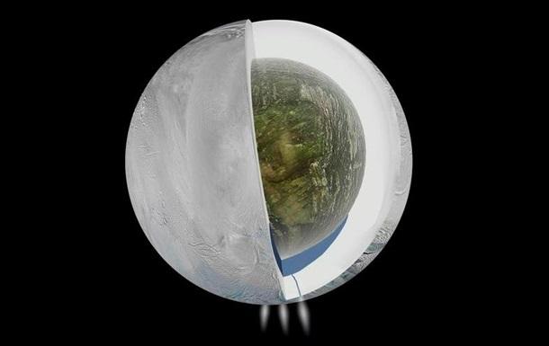 Ученые NASA обнаружили океан внутри спутника Сатурна