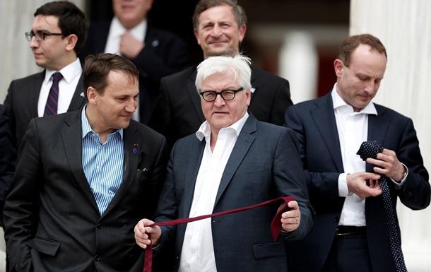Диалог с Москвой необходимо продолжить - главы МИД стран ЕС