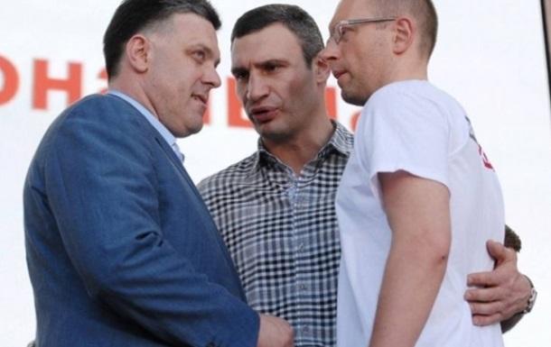 Коллаборационизм киевской хунты