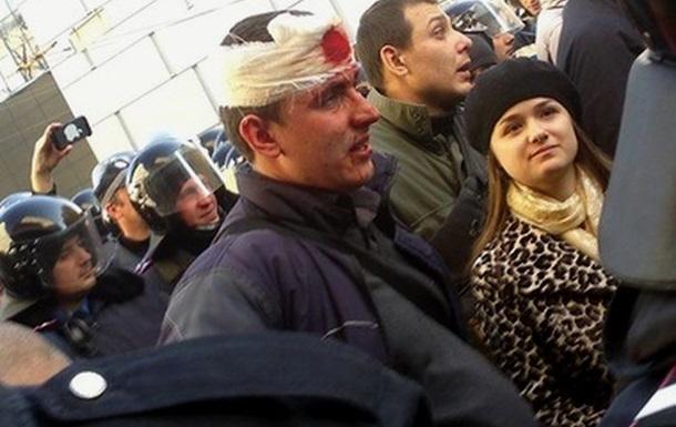 В Харькове произошли столкновения между участниками Евромайдана и митинга за федерализацию