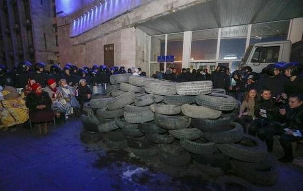 МВД грозит протестующим на Востоке тюремным сроком от 5 до 8 лет
