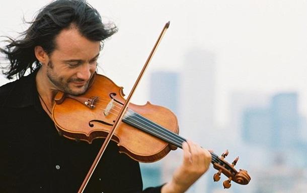 В Киеве выступит украино-канадский скрипач Василий Попадюк
