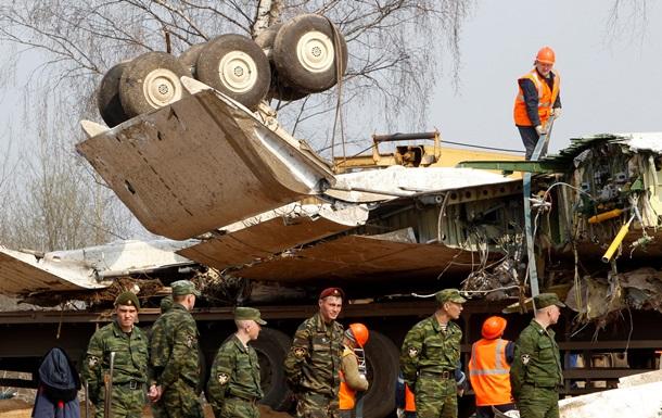 На борту Ту-154, разбившегося под Смоленском, взрыва не было - прокуратура Польши