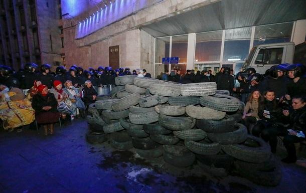Лица, причастные к массовым беспорядкам в Донецке, установлены – прокурор области