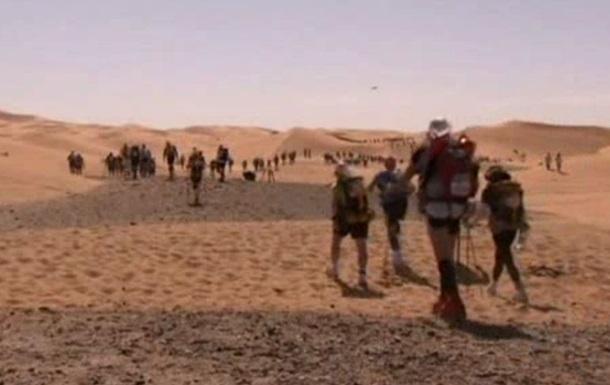 В Марокко стартовал шестидневный забег через пустыню Сахара
