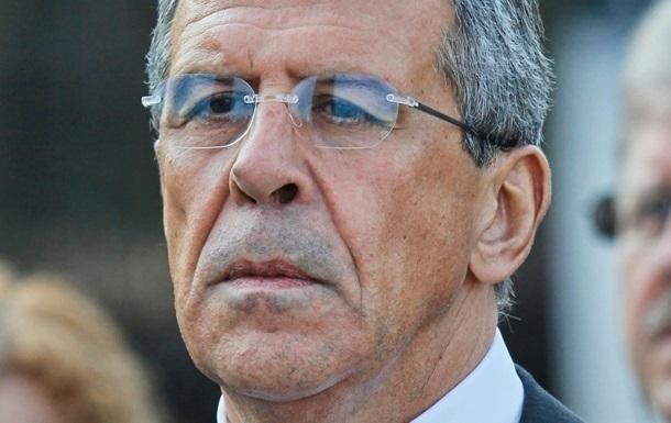 Россия встревожена кризисом в Украине и готова помочь - Лавров