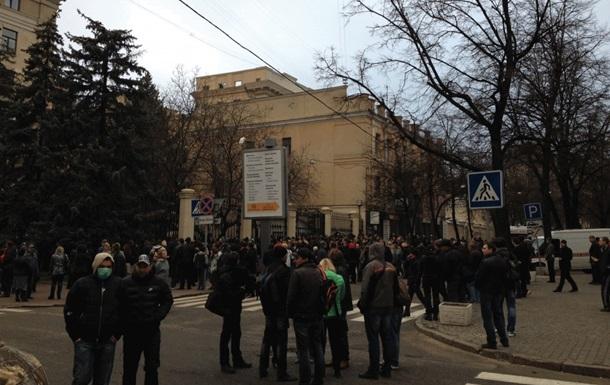 В Харькове – снова митинг. Была попытка штурма
