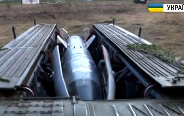 Украинские военные практикуются в развертывании ракетных установок