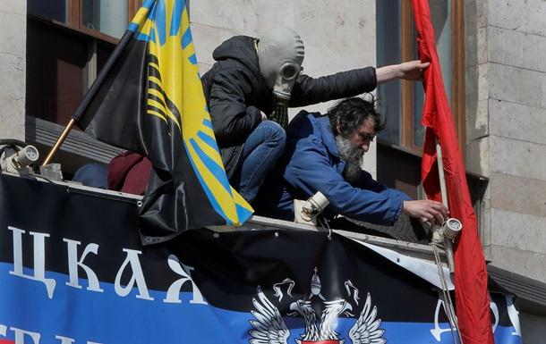 Это полная махновщина  – репортаж очевидца из Донецка