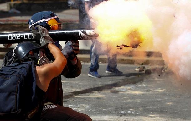 Протесты в Венесуэле: от боевых патронов к переговорам