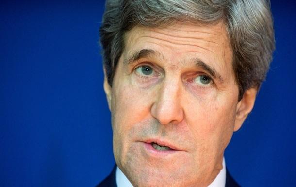 США хотят организовать общенациональный внутриукраинский диалог - Керри