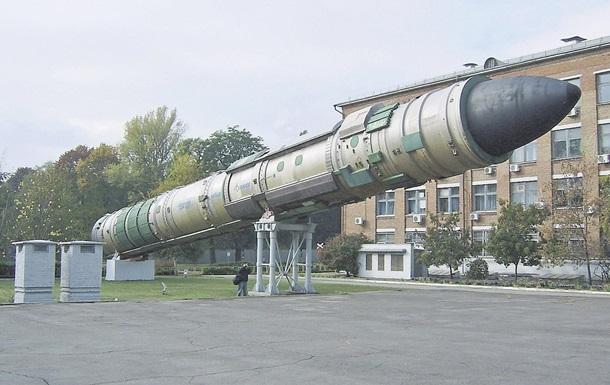 В Днепропетровске создатели ракеты Сатана празднуют юбилей своего КБ