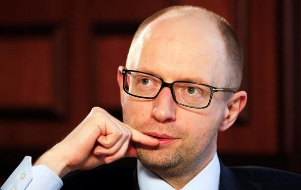 Яценюк попросил Генпрокуратуру проверить закупки ягнятины для ВР и АП