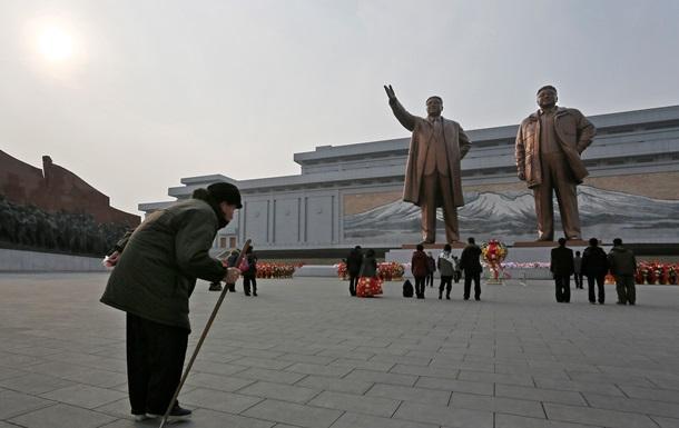 КНДР празднует день рождения Ким Ир Сена