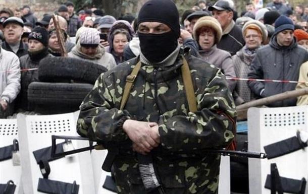 Антитеррористическая операция в Славянске: один человек погиб, девять ранены