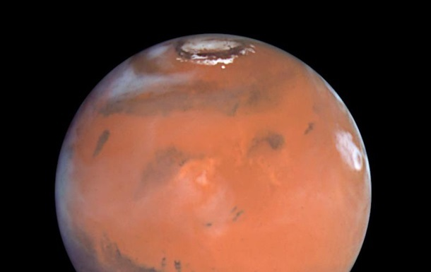 В ночь с 13 на 14 апреля Марс будет видно невооруженным глазом