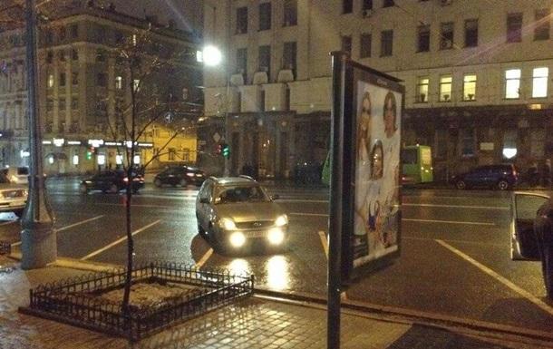 В Харькове под мэрией прекратились столкновения