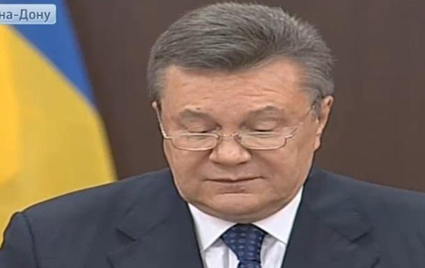Украина на пороге войны: Янукович выступил с заявлением