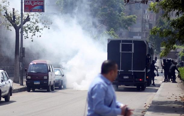 В столице Египта взорвалась бомба: Ранены двое полицейских
