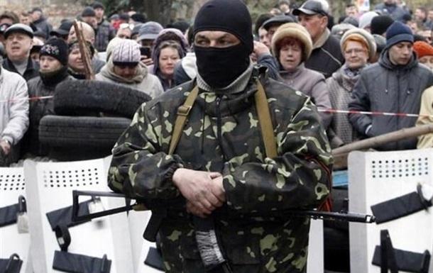 В больницы Славянска во время противостояний обратились восемь граждан