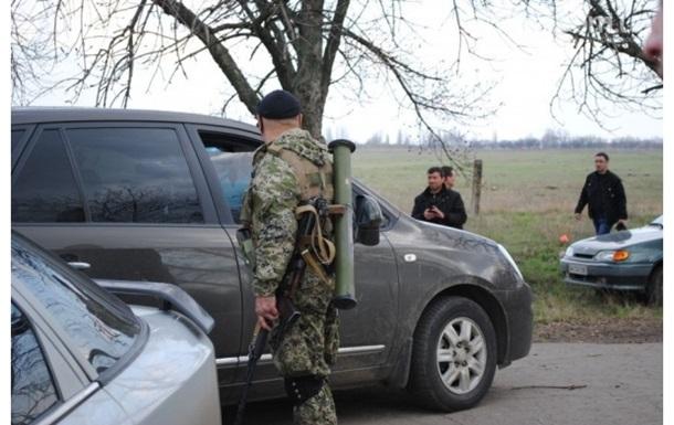 Аэропорт Краматорска перешел под контроль украинских военных