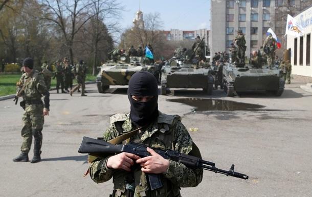Немецкие депутаты обеспокоены вакуумом власти на востоке Украины