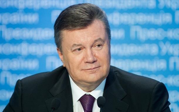 Янукович к Пасхе вернется в Донецк - российские СМИ