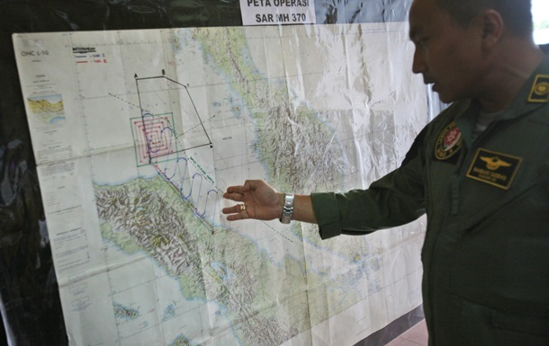 Первая миссия по поиску черных ящиков пропавшего Boeing завершена